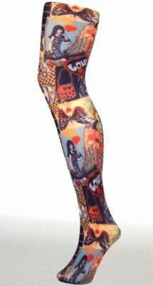 Leg Collages