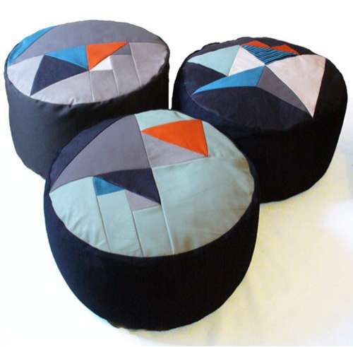 Geometry-Inspired Ottomans