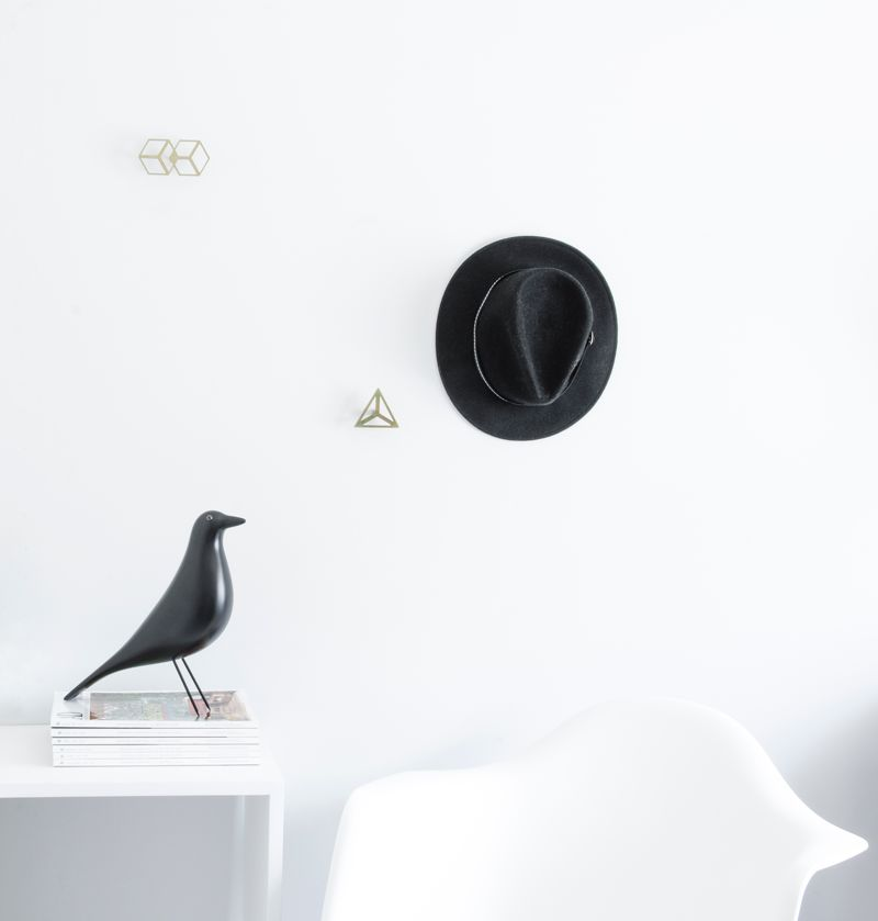 Stylish Geometric Wall Hangers