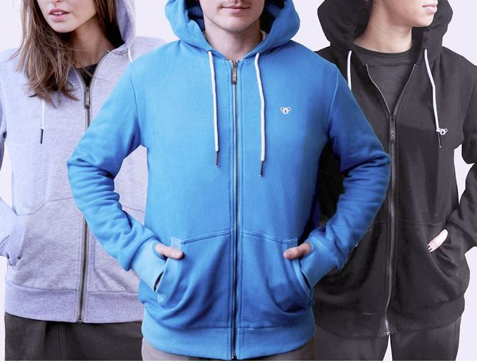 Travel-Focused Hoodies