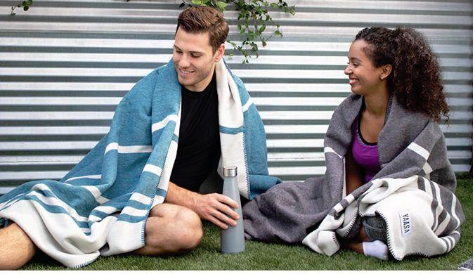 Cozy Wellness-Promoting Blankets