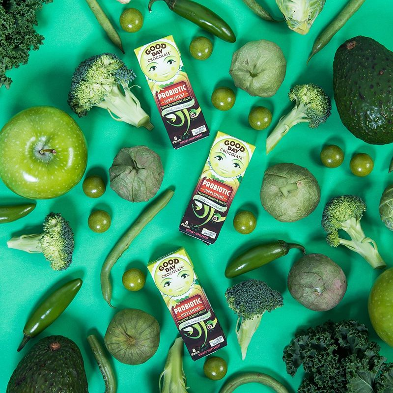 Probiotic Functional Chocolates
