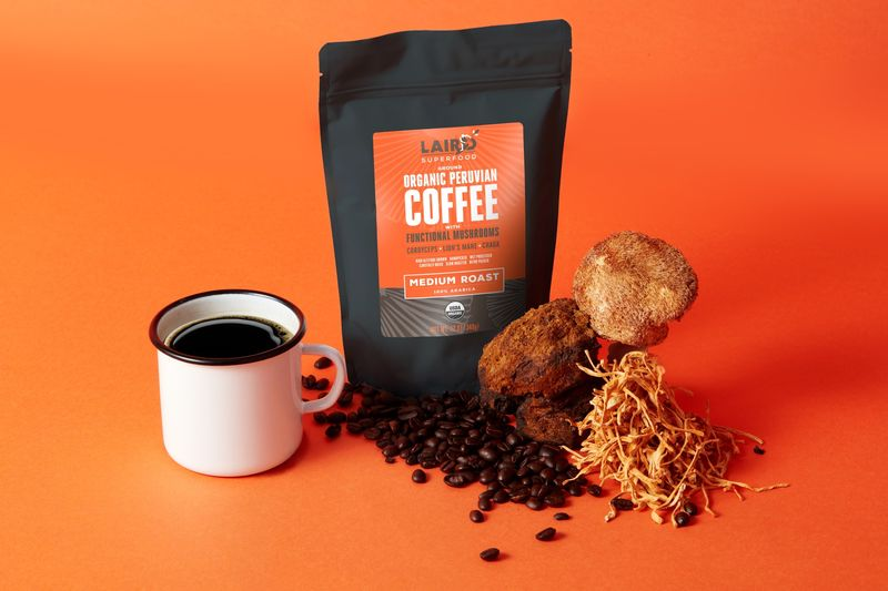 Functional Mushroom Coffees