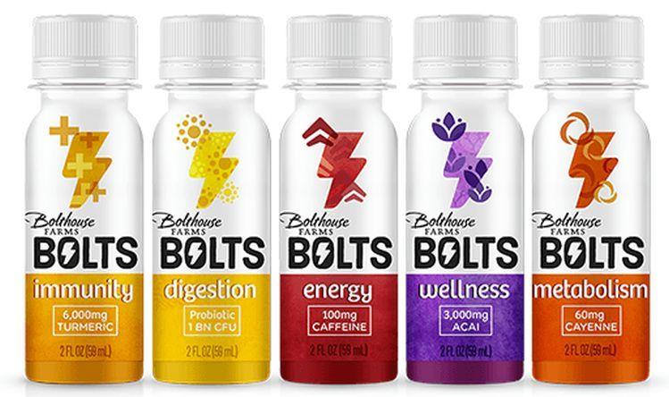 Wellness-Boosting Shots