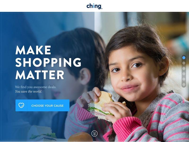 Charitable Shopping Deals