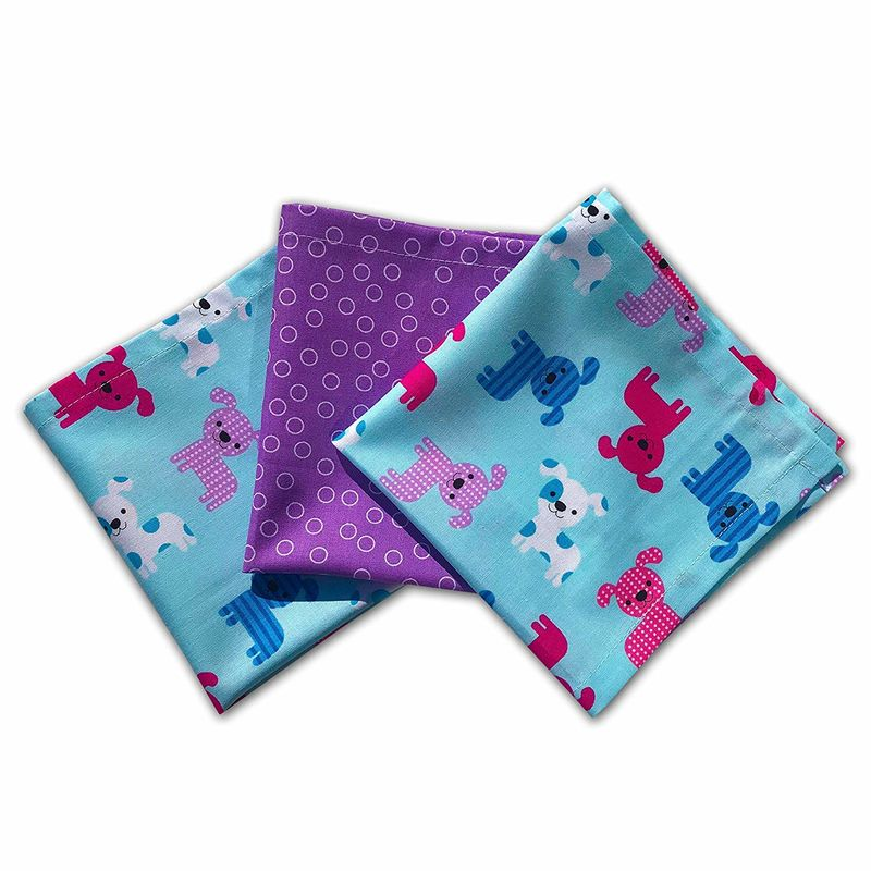 Washable Kids Napkins