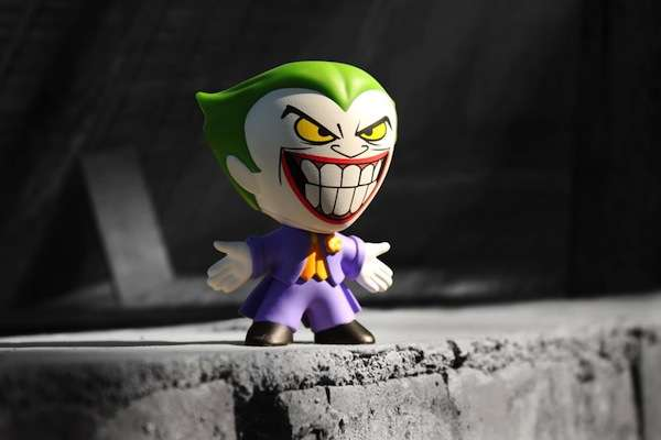 Adorably Sinister Comic Figures
