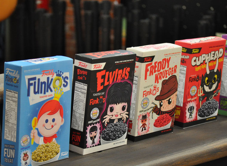 Color-Changing Toy Brand Cereals