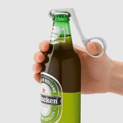 One-Handed Beer Openers