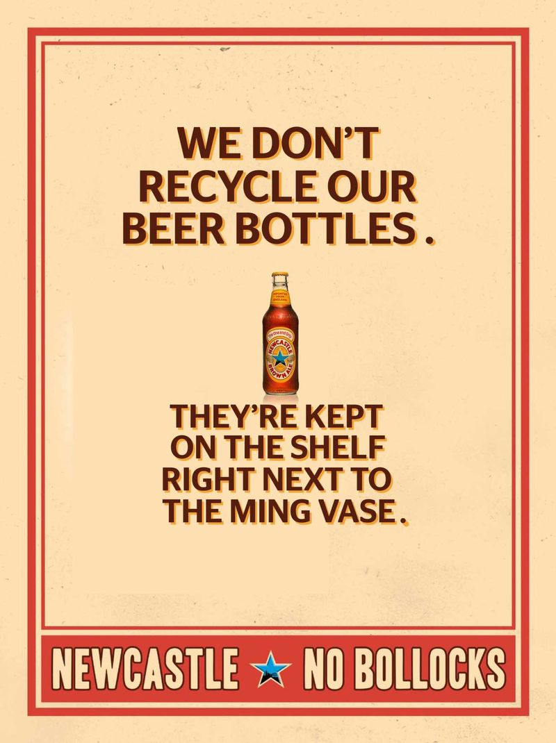 Honest Beer Ads