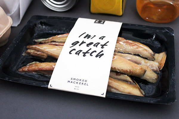 Witty Food Packaging
