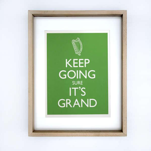 Irish Slang Posters : Funny Irish Sayings
