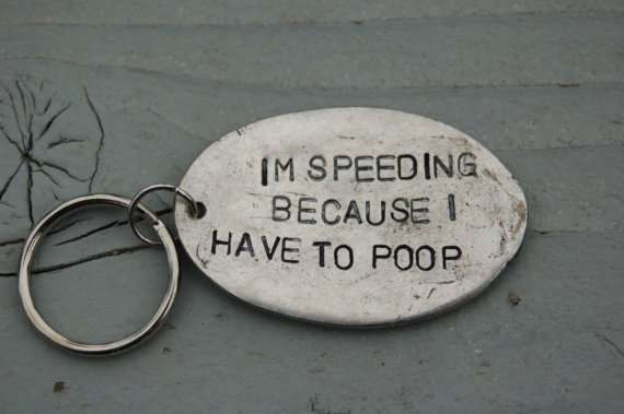 Bad Behavior-Excusing Keychains