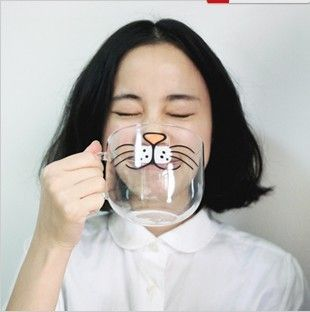 Face-Altering Mugs
