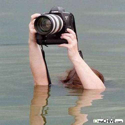 Hilarious Natural Disaster Photos