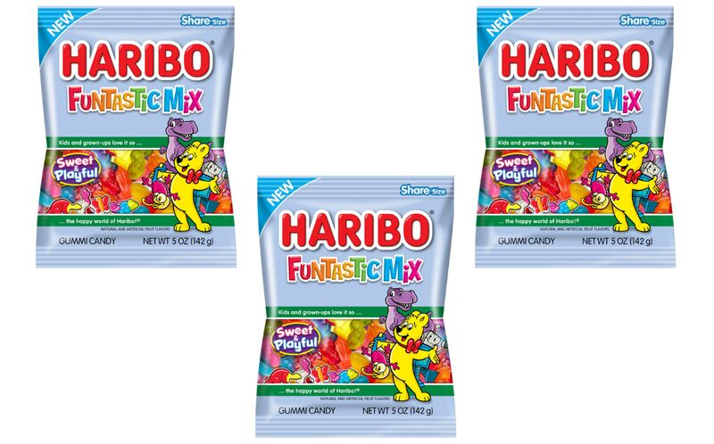 Playfully Flavorful Gummy Candies