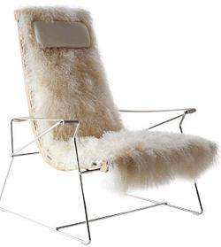 Fur Chair by Antonio Citterio