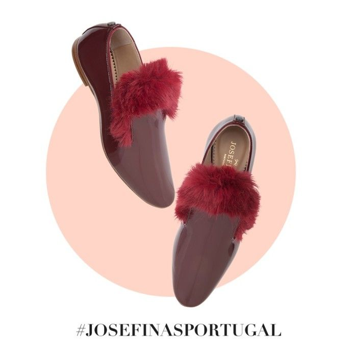 Festive Fur Slippers