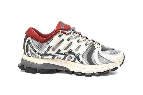Retro-Inspired Running Sneakers