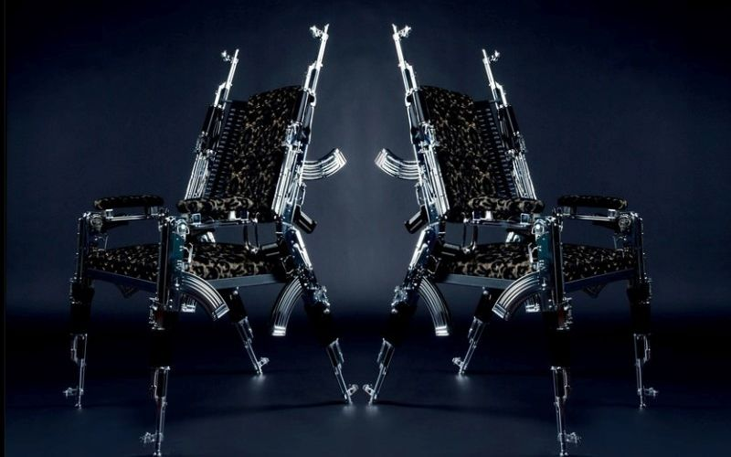 Armory Furniture Chair Designs