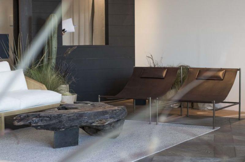 Wood-Dominant Furniture Showrooms