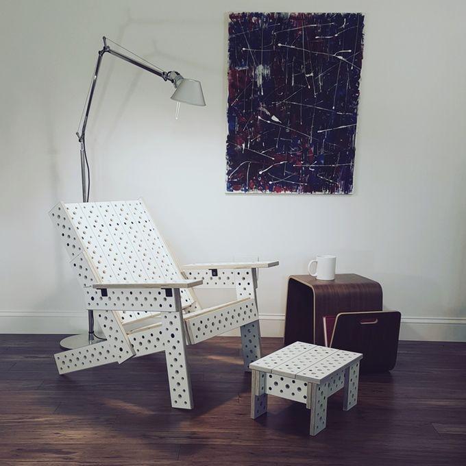 Modular Flatpack Furniture Collections