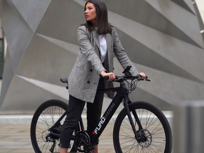 High-Power Urbanite eBikes