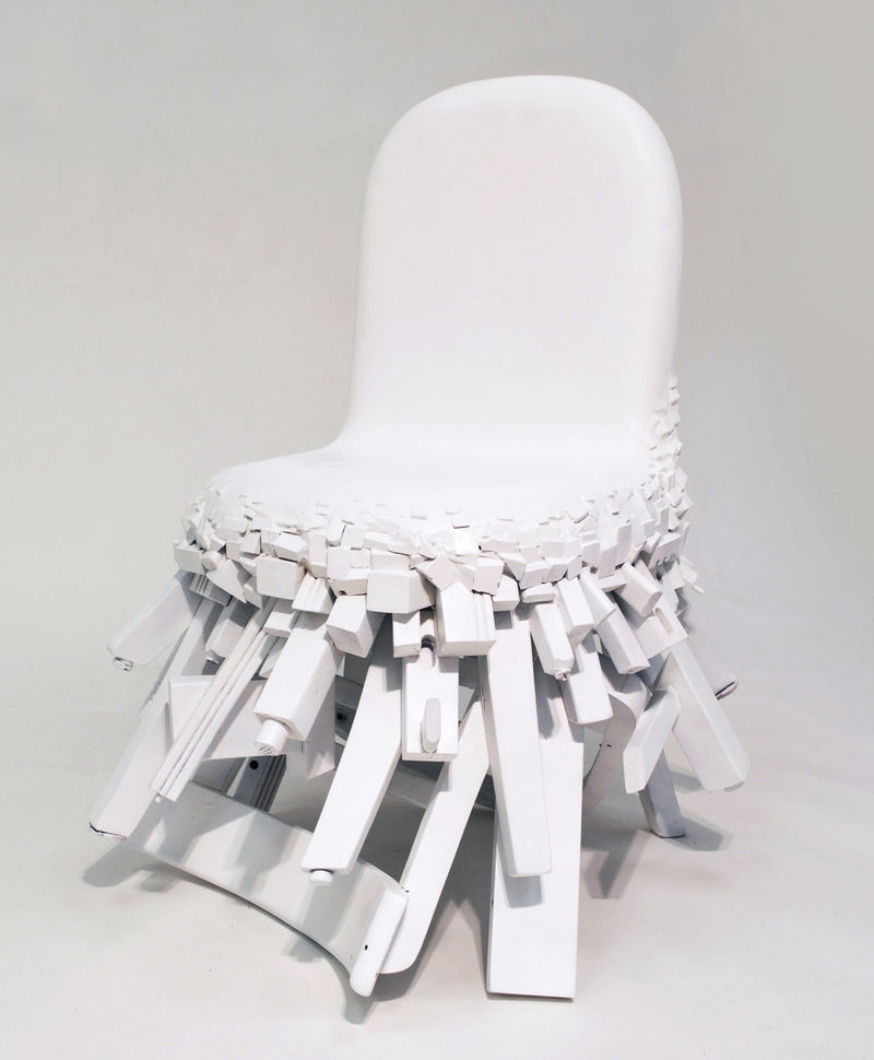Fragmented Chair Designs