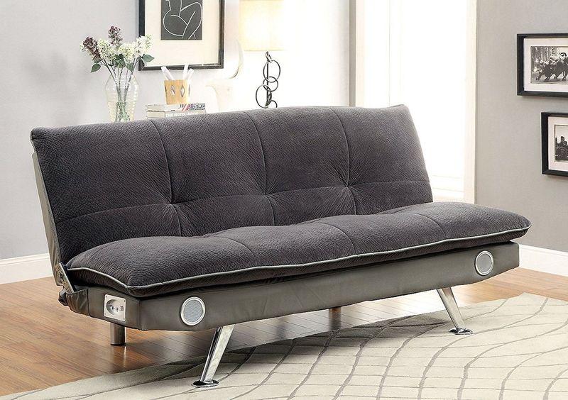 Speaker-Embedded Guest Beds