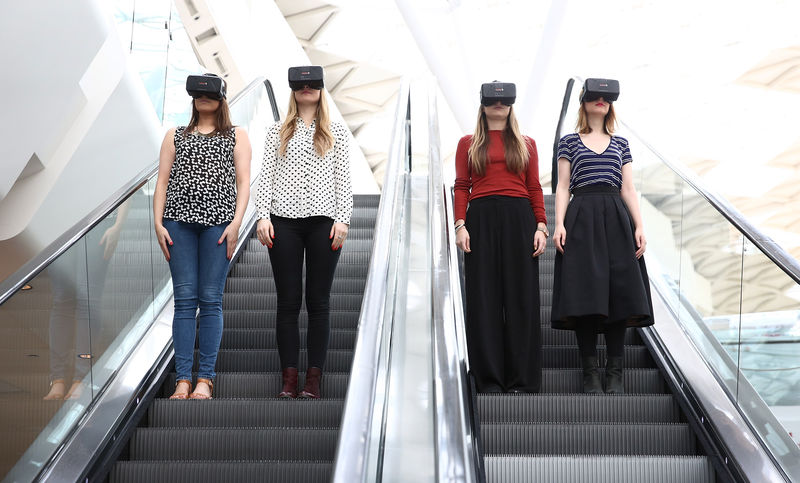 VR Shopping Campaigns
