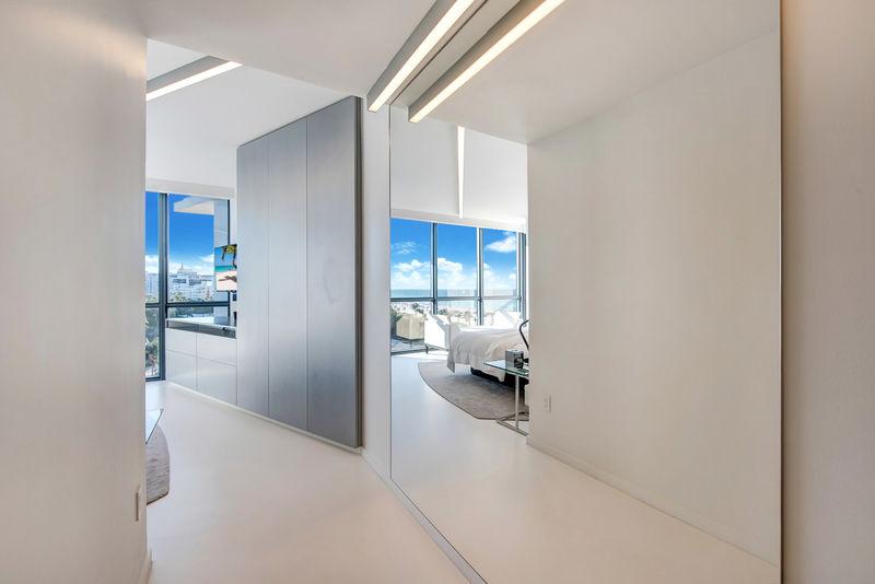 Architecturally Furnished Futuristic Apartments