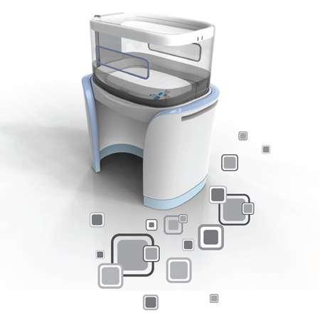 Futuristic Preemie Beds