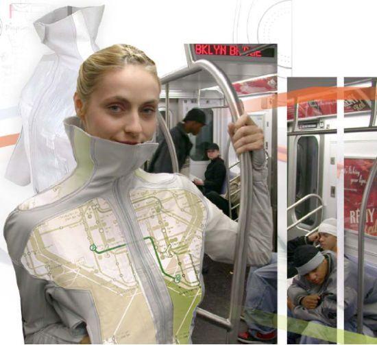 E-Paper Clothes