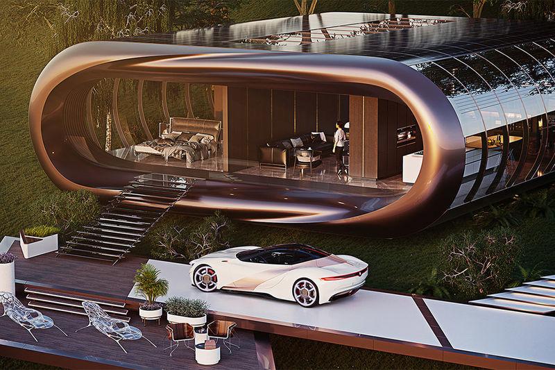 Near-Future Modular Homes