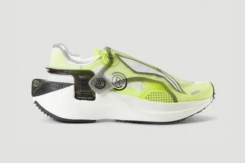 Expansive Futuristic Footwear