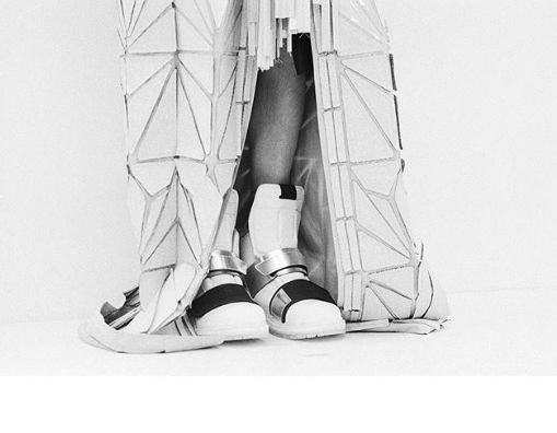 Sleek Futuristic Footwear Silhouettes