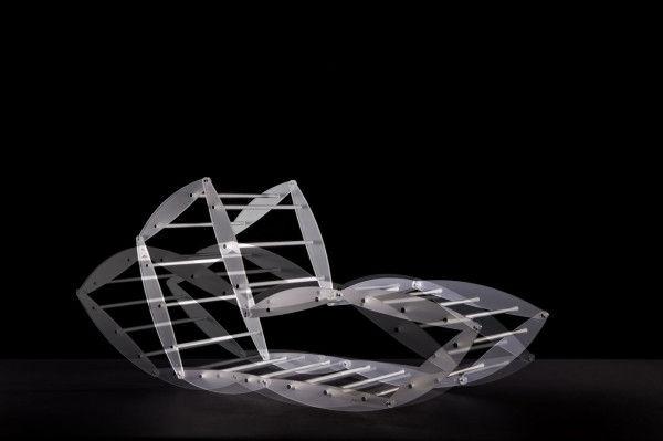 Flexible Futuristic Furniture