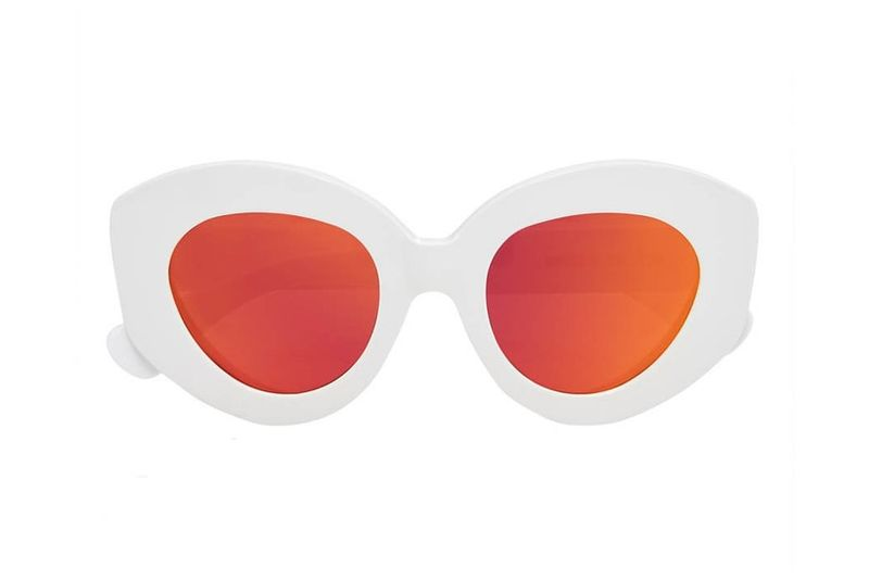 Chic Futuristic Sunglasses Designs