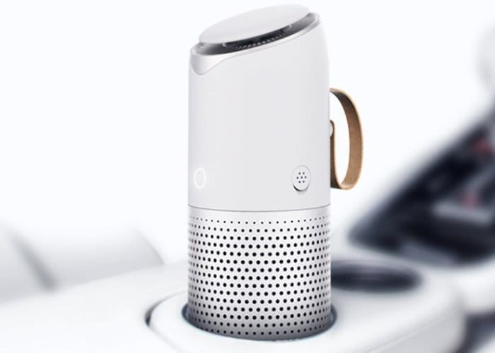 Compact Aromatherapy Air Purifiers