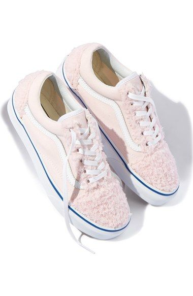 Furry Unisex Sneakers
