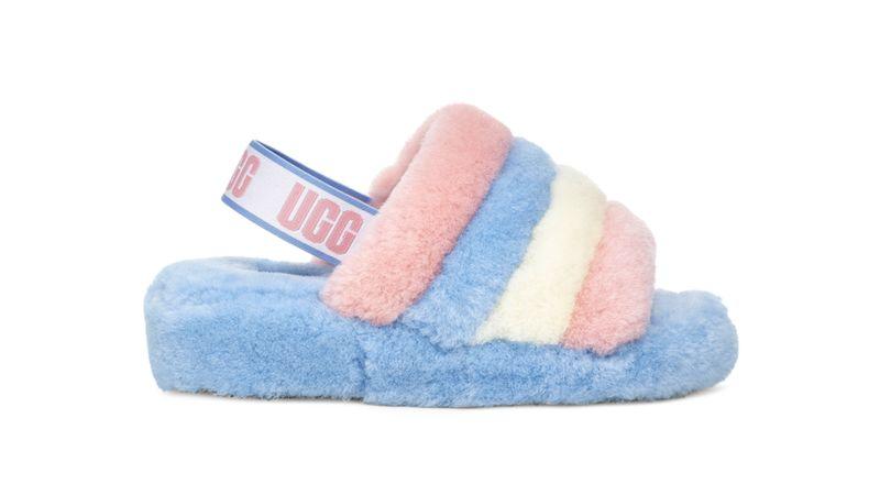 Fuzzy Pride Slides