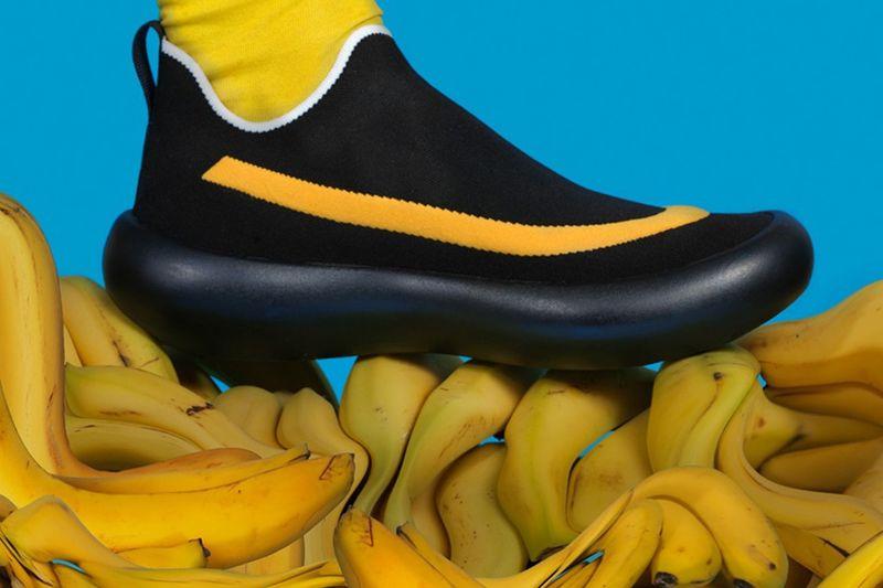Fruit-Inspired Slip-On Sneakers
