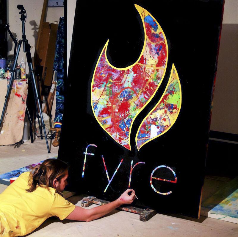 Failed Festival NFT Paintings