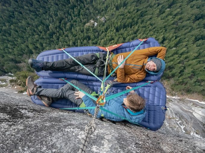 Inflatable Climber Camping Ledges