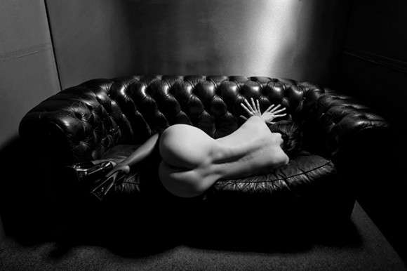 Sensual Grayscale Photography