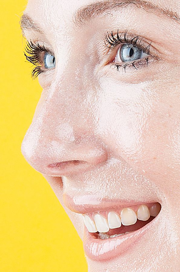 Bizarrely Close-Up Portraits