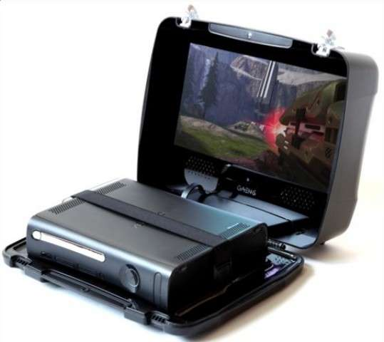 Suitcase Gaming Systems