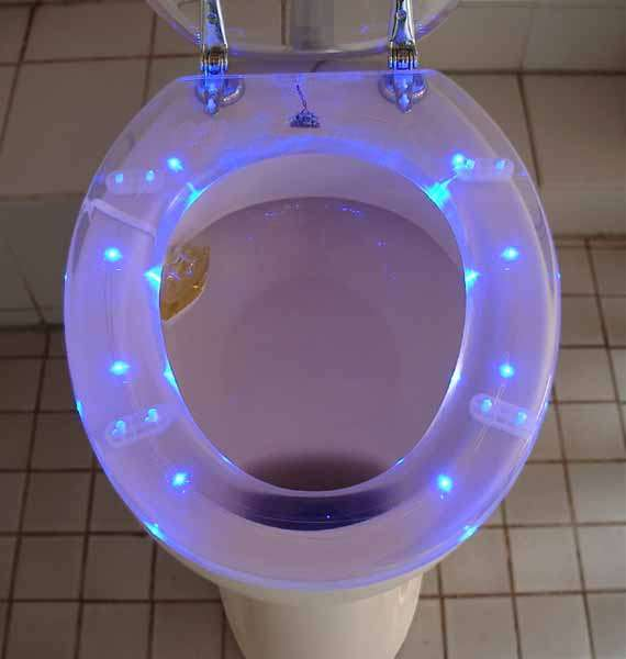 Luminous Lavatories