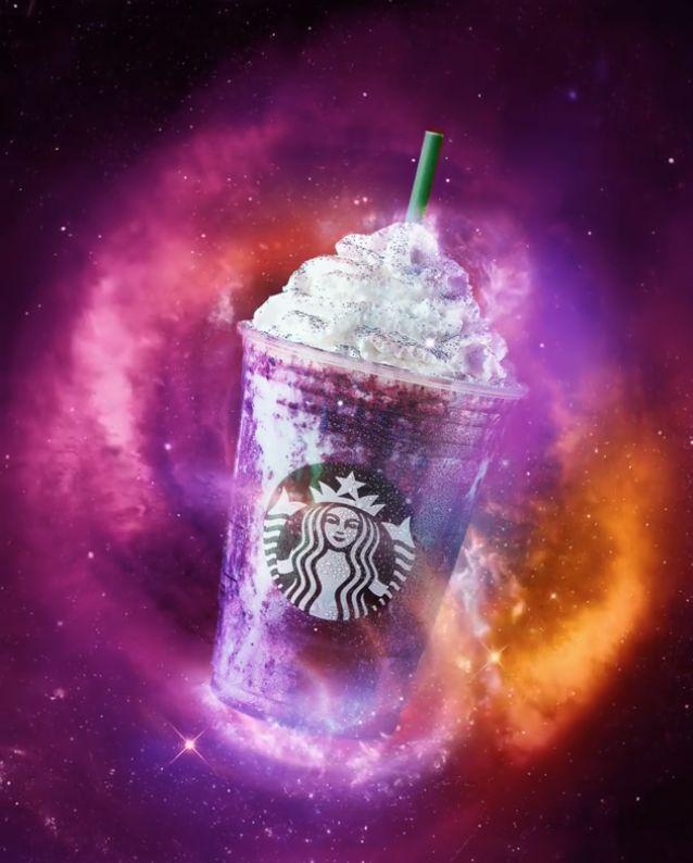 Intergalactic Crème-Based Drinks