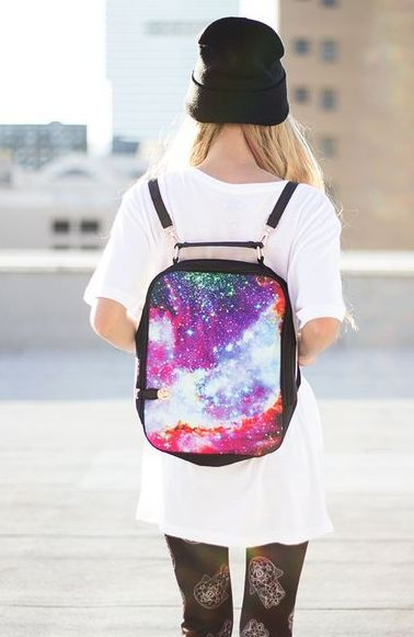 Celestial Backpack Accessories